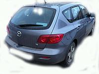 Проводка двигателя 1.6 и 2.0 Mazda 3 Хэтчбек