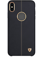 Накладка Nillkin Englon для iPhone Xs Max Black, КОД: 324165
