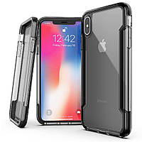 Чехол iPhone XS Max Case Defense Shield Grey, КОД: 324258