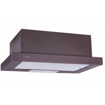 Вытяжка кухонная VENTOLUX GARDA 50 BR (700) SLIM