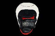 Лапы боксерские PowerPlay 3042 Черно-Белые PU [пара], фото 3