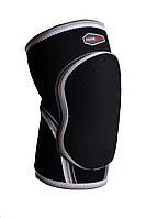Наколенник спортивный PowerPlay 4104 (1шт) Черный S \ M, фото 1