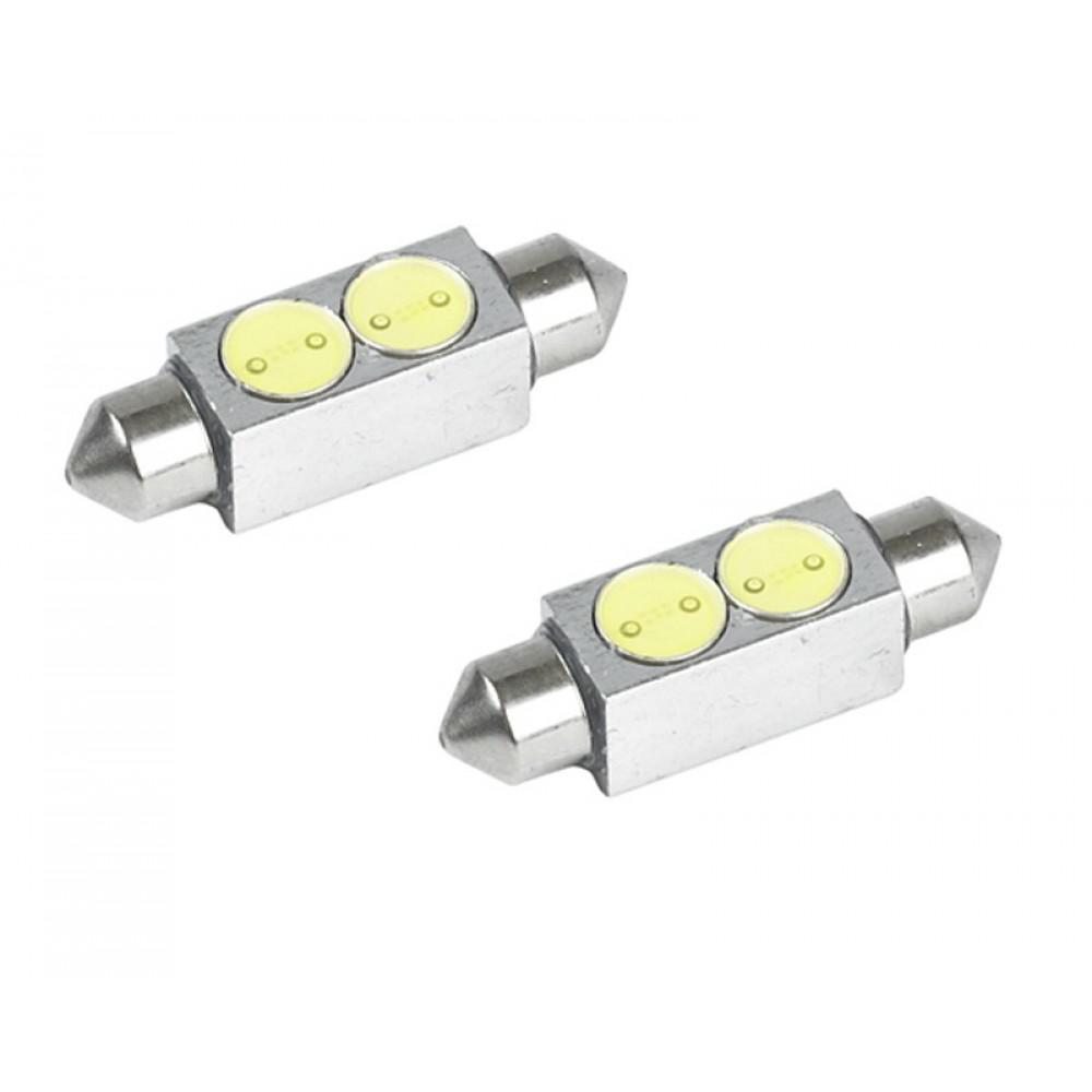 LED лампы RING High Power C5W 38мм white LED239HPW (7696) (2шт)