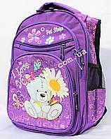 Школьный ортопедический ранец 1, 2 класс для девочек. Рюкзак, портфель первоклассника, для школы