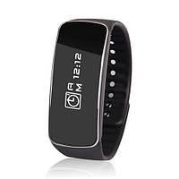Умный фитнес браслет трекер Oband T2 Smart Band - черный цвет, фото 1