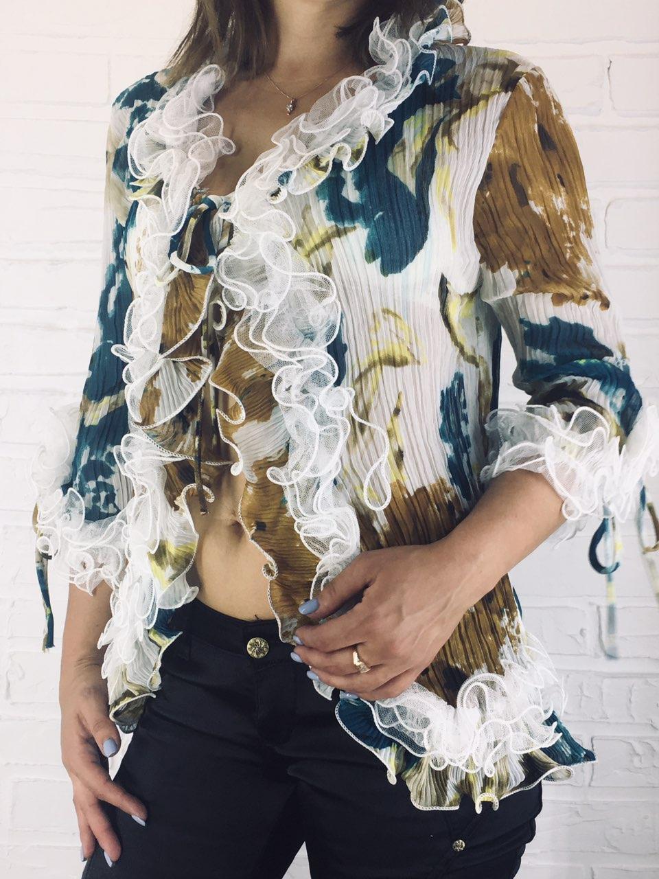 Блуза женская шифоновая 2172-1.