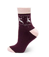 Носки оптом женские махровые на резинке, фото 1