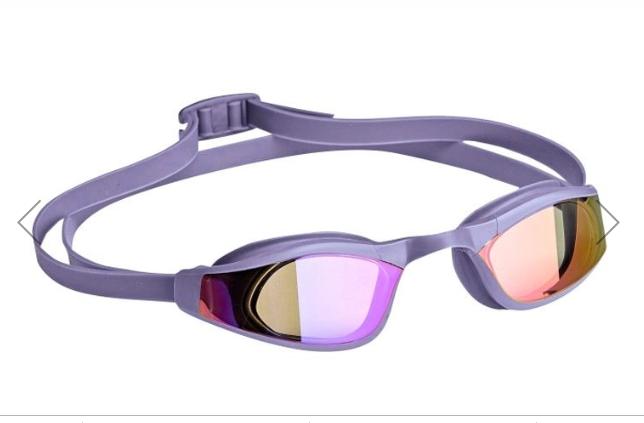 Дзеркальні Окуляри Для Плавання Adidas Persistar Race - Фіолетовий