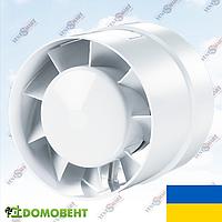 Канальный осевой вентилятор Домовент 125 ВКО, фото 1