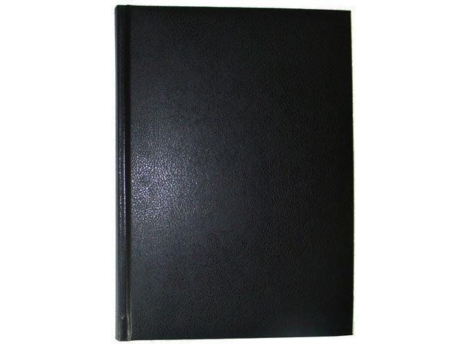 Ежедневник датированный 2019 BRISK OFFICE MIRADUR А6 (9,5х13,5) Черный