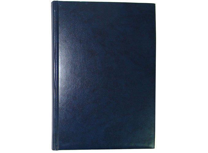 Ежедневник датированный 2019 BRISK OFFICE MIRADUR А6 (9,5х13,5) Синий