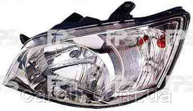 Фара передняя для Hyundai Getz '02-11 правая (DEPO) под электрокорректор