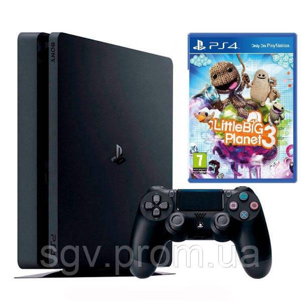 PlayStation 4 Slim 1TB+ Little Big Planet