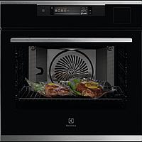 Встраиваемая духовка с функцией паровой печи и Wi-Fi Electrolux KOAAS31WX, фото 1