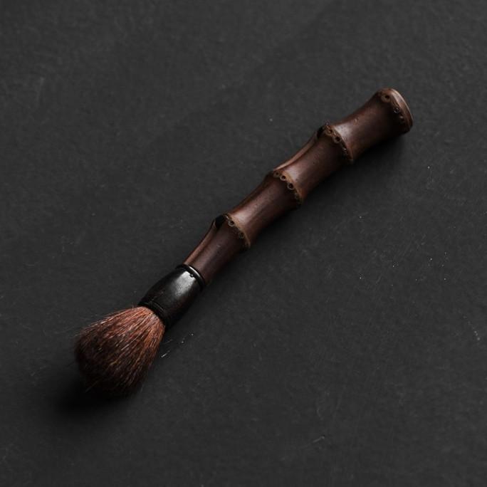 Кисточка для чайной церемонии бамбуковая