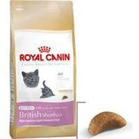 ROYAL CANIN KITTEN BRITISH SHORTHAIR 0,4кг -КОРМ ДЛЯ БРИТАНСКИХ КОРОТКОШЕРСТНЫХ КОТЯТ.