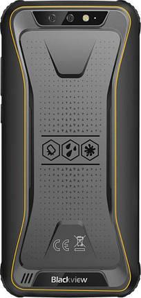 Blackview BV5500 Pro Yellow 3/16Gb, фото 2