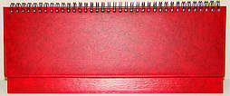 Планнинг датированный 2019 BRISK OFFICE MIRADUR (10,2 х 32,5) красный