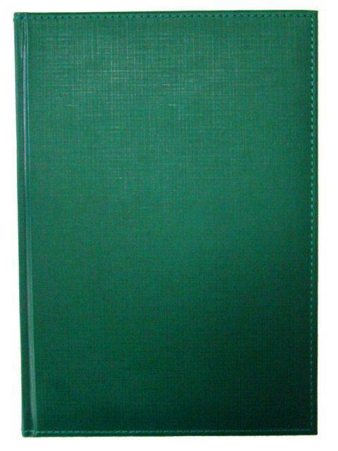 Ежедневник датированный 2019 BRISK OFFICE GOSPEL Стандарт А5 (14,2х20,3) зелёный