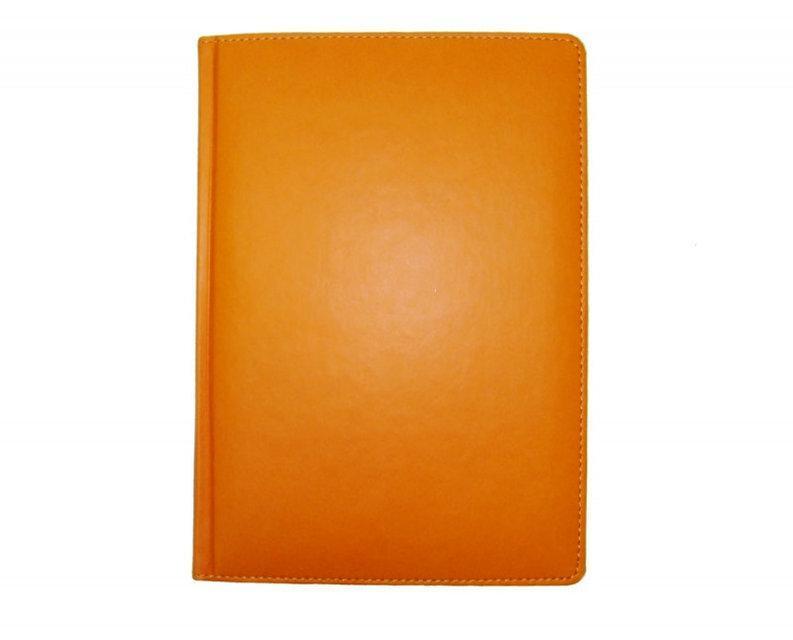 Ежедневник датированный 2019 BRISK OFFICE WINNER Стандарт А5 (14,2х20,3) оранжевый