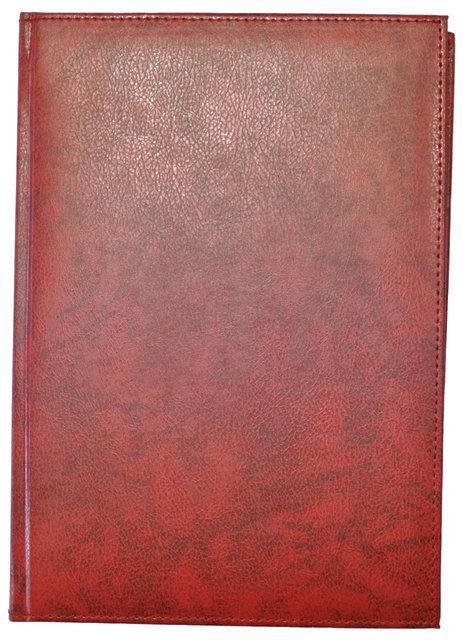 Ежедневник датированный 2019 BRISK OFFICE MIRADUR Стандарт А5 (14,2х20,3) красный
