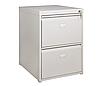 Шкаф файловый ШФ-2А, офисный металличекий шкаф для файлов формата А4 Н710х495х602 мм