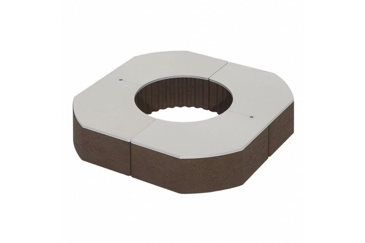 Акумуляційний комплект для камінних топок ROMOTOP Variant (для найнижчою версії)