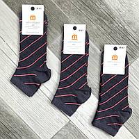 Носки женские короткие хлопок с сеткой Мисюренко, 11В213П, 25 размер, 03798