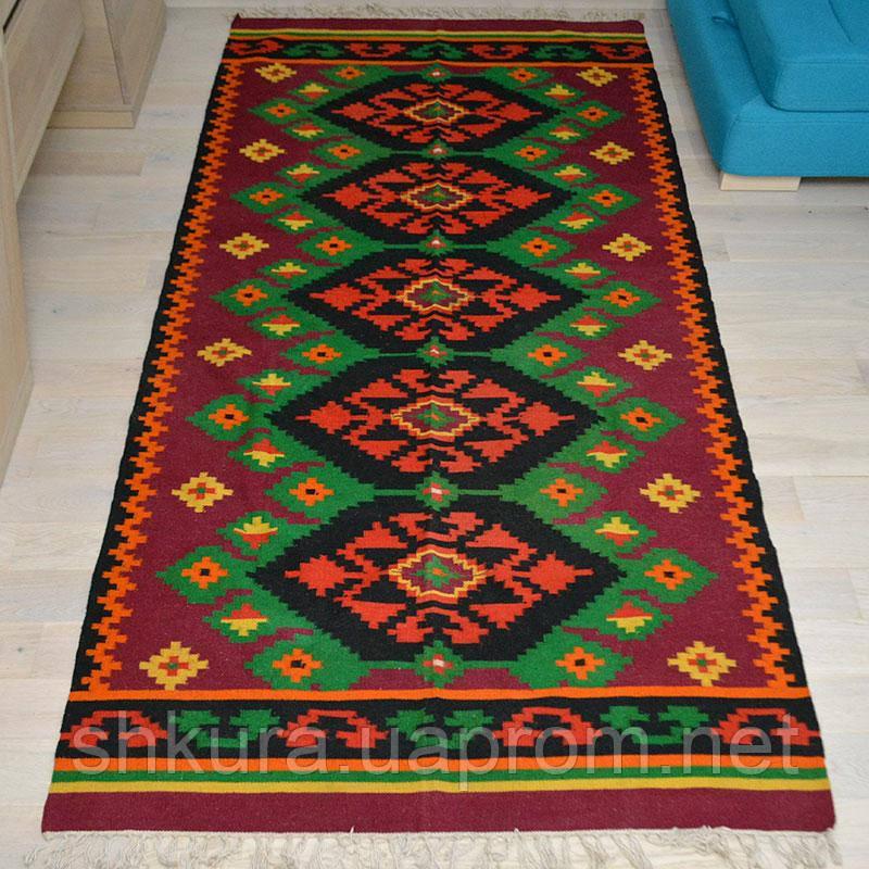 Вовняний килим 84
