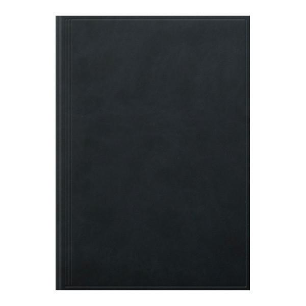Книга записная Torino черная А4, клетка