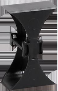 Канал-соединитель КМ43002 для установочных коробок (для коробки КМ40022)