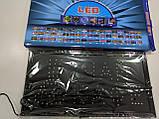 """Вывеска светодиодная """"ЧАЙ КАФЕ"""" с анимированным рисунком, готовая рекламная LED табличка , фото 4"""