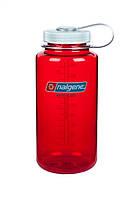 Бутылка для воды Nalgene Wide Mounth Красная 500 мл.