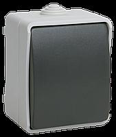 ВСк20-1-0-ФСр Выключатель кнопочный для открытой установки ФОРС IP54 IEK