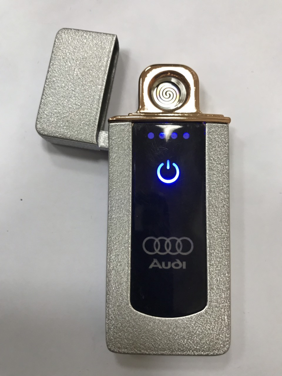 Сенсорна USB запальничка потужна «Audi» B13