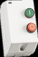 Контактор КМИ11260 12А IP54 с индик. Ue=400В/АС3 ИЭК