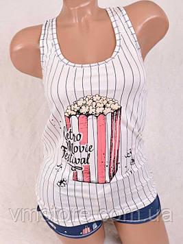 Комплект домашний майка с шортами  roj5398