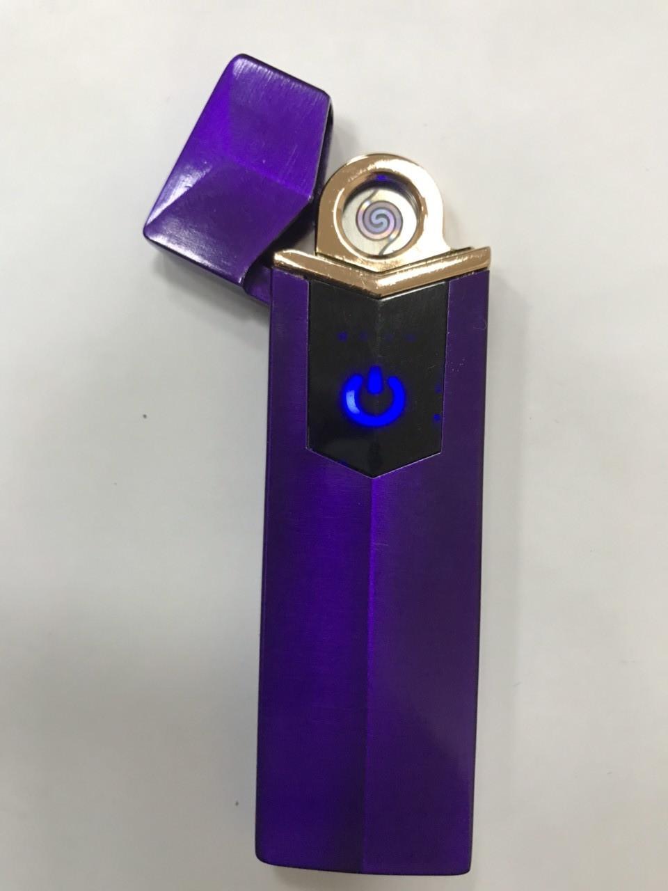 Сенсорная USB зажигалка мощная Lighter H2232