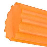 Ролик для йоги и пилатес PowerPlay 4020 (60 * 15 см) Оранжевый, фото 4
