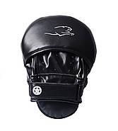Лапы боксерские PowerPlay 3041 Черные PU [пара], фото 4