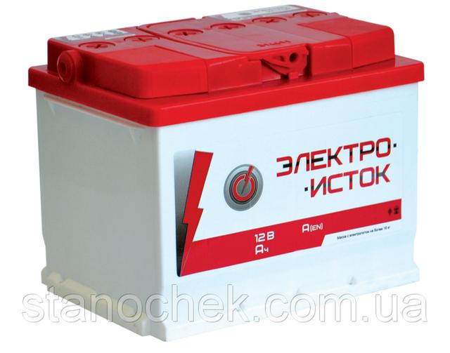 Автомобильный аккумулятор Электроисток 60