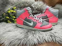 Мужские кроссовки Nike Dunk High Hyperfuse (42 размер) бу