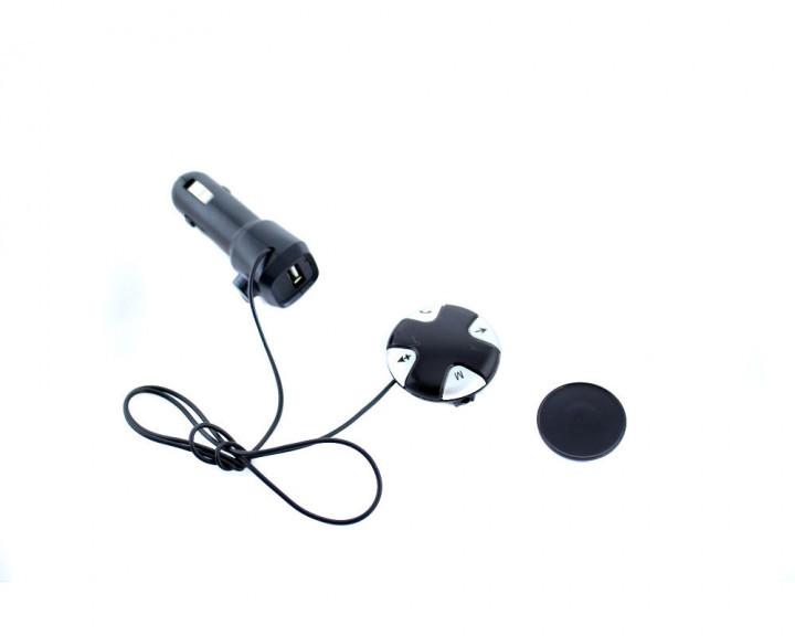ФМ модулятор FM трансмиттер авто MP3 MHZ CM-S25 с магнитным держателем