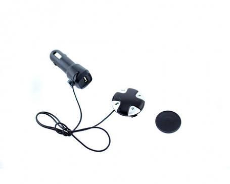 ФМ модулятор FM трансмиттер авто MP3 MHZ CM-S25 с магнитным держателем, фото 2