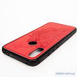 Накладка TPU+Textile Mandala с 3D тиснением Xiaomi Redmi 7 red, фото 5