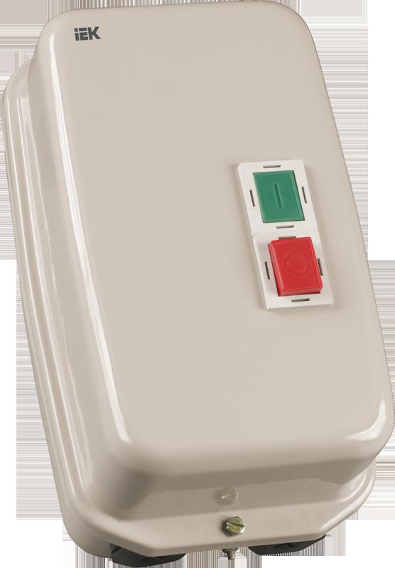 Контактор КМИ35062 50А IP54 с индик. Ue=400В/АС3 ИЭК