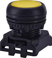 Кнопка-модуль утопл. с подсв. EGFI-Y (желтая)