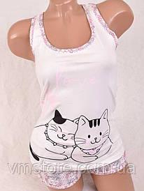 Комплект домашний майка с шортами  roj5392