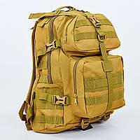 Рюкзак тактический штурмовой SILVER KNIGHT V=30л хаки TY-046