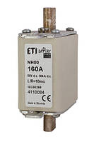 Предохранитель NH-00  Battery  80A 80V DC